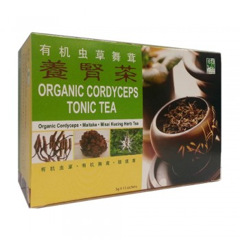 Oasis Wellness Cordyceps Tonic Tea 15's
