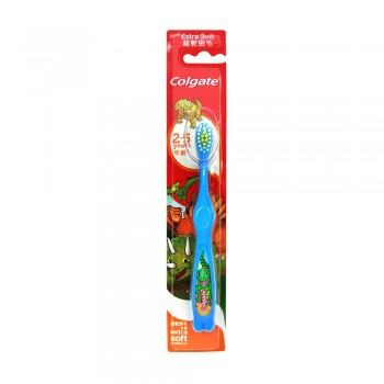Colgate Kids Dinosaur Toothbrush 2-5 Years