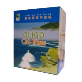 Oasis Wellness Oligo Cal-Plus 30's x 6gm