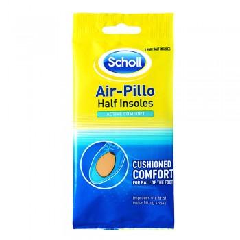Scholl Air-Pillo Half Insoles