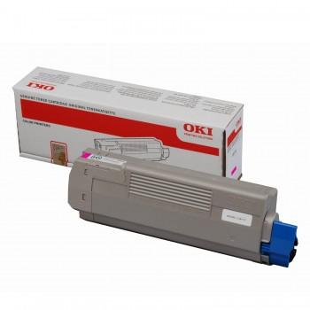 OKI C612 Magenta Toner 6K APSTNRFG - 46507510