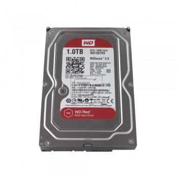 Western Digital Red 1TB NAS Hard Disk Drive - 5400 RPM Class SATA 6 Gb/s 64MB Cache 3.5 Inch - WD10EFRX